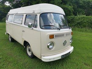 1972 VW T2 Baywindow Devon Campervan