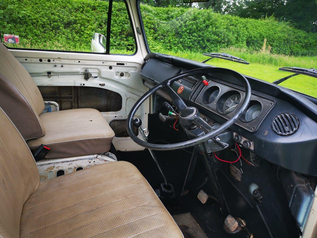 1972 VW T2 Baywindow Devon Campervan For Sale (picture 3 of 6)