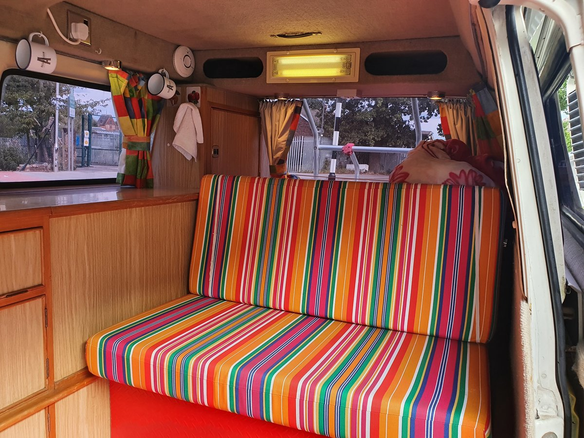 1987 VW T25 T3 Caravelle Autosleeper(deposit taken) SOLD (picture 6 of 6)