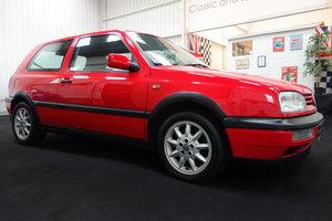 1997 Volkswagen Golf GTi in superb original condition  SOLD