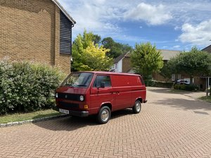 1986 VW T3/T25 Panel Van/ Day Van
