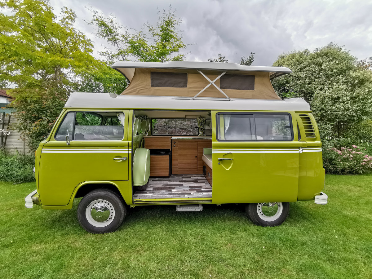 1978 Vw Camper ( Australian conversion) For Sale (picture 1 of 6)