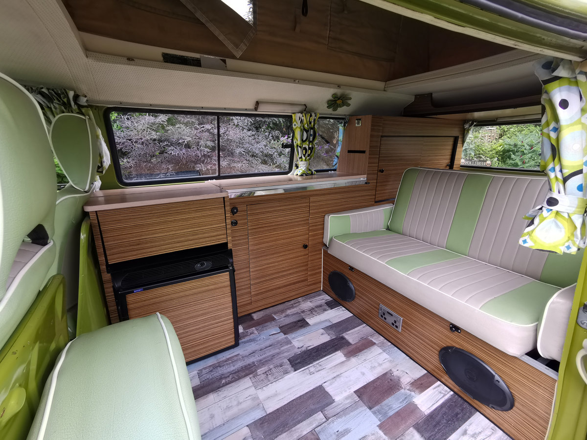 1978 Vw Camper ( Australian conversion) For Sale (picture 2 of 6)