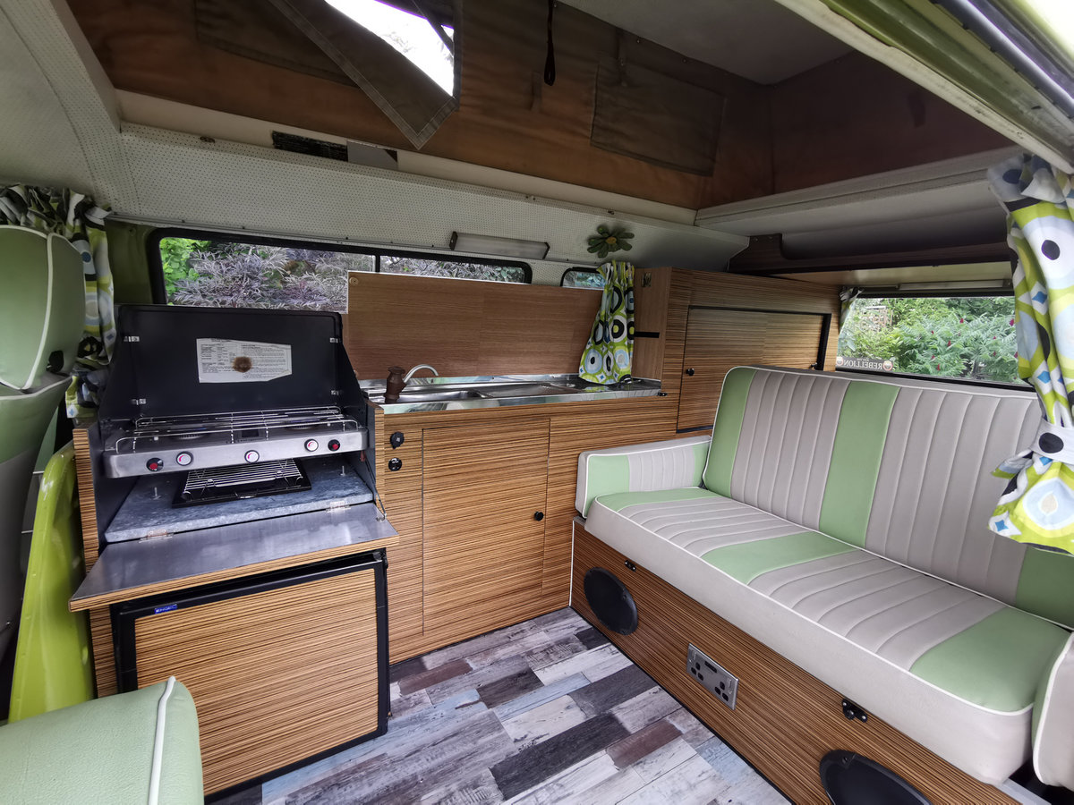1978 Vw Camper ( Australian conversion) For Sale (picture 3 of 6)