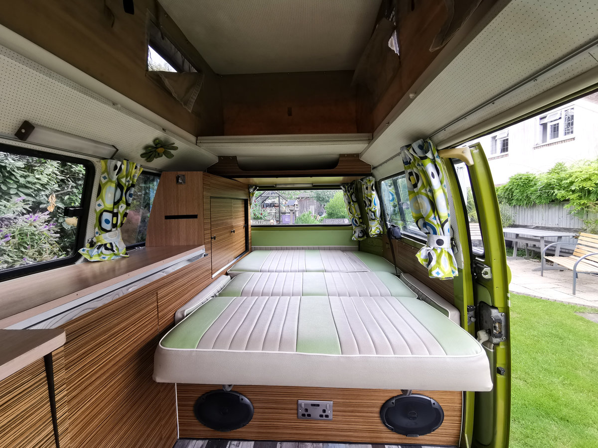 1978 Vw Camper ( Australian conversion) For Sale (picture 4 of 6)