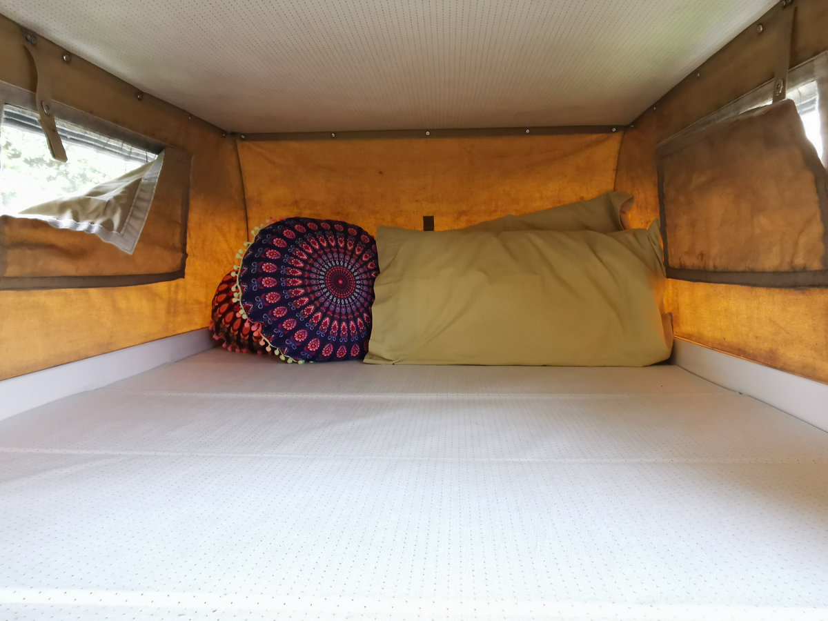 1978 Vw Camper ( Australian conversion) For Sale (picture 5 of 6)