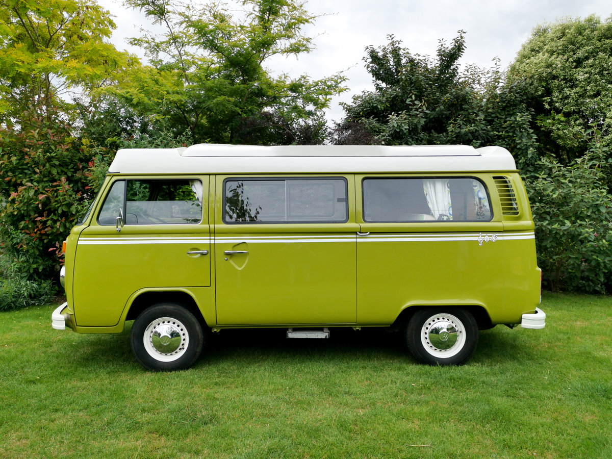 1978 Vw Camper ( Australian conversion) For Sale (picture 6 of 6)