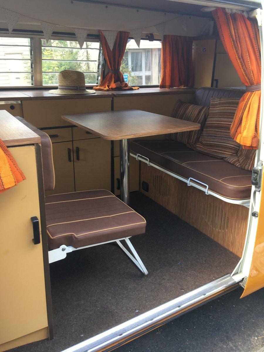 1978 VW T2 Camper 2 litre 'Marigold' For Sale (picture 6 of 6)
