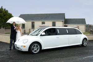 Volkswagen Beetle Stretched Limousine, UNIQUE!