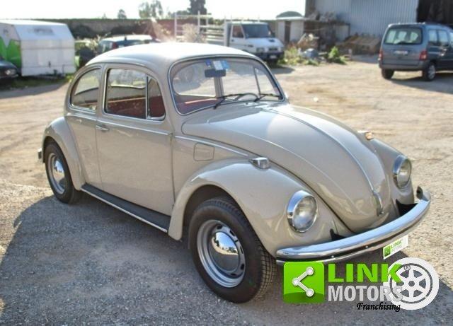 """VW Maggiolino 11/D2 """"VETRO PIATTO"""" 12v (1969) For Sale (picture 1 of 6)"""