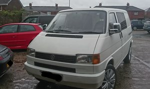VW T4 1.9 D brand new camper conversion