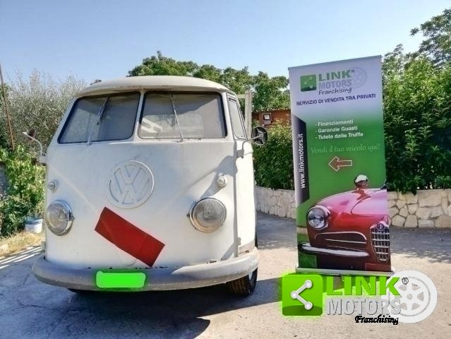 1962 Volkswagen T1 PICK UP 1.6 CC (prezzo affare) For Sale (picture 1 of 6)