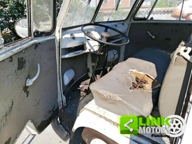1962 Volkswagen T1 PICK UP 1.6 CC (prezzo affare) For Sale (picture 2 of 6)