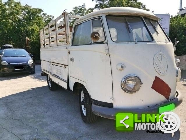 1962 Volkswagen T1 PICK UP 1.6 CC (prezzo affare) For Sale (picture 3 of 6)