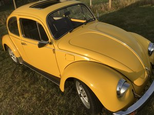VW beetle SUN BUG with sunroof, mot and tax exempt