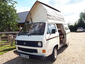 1983 Volkswagen T25 Devon Camper Van