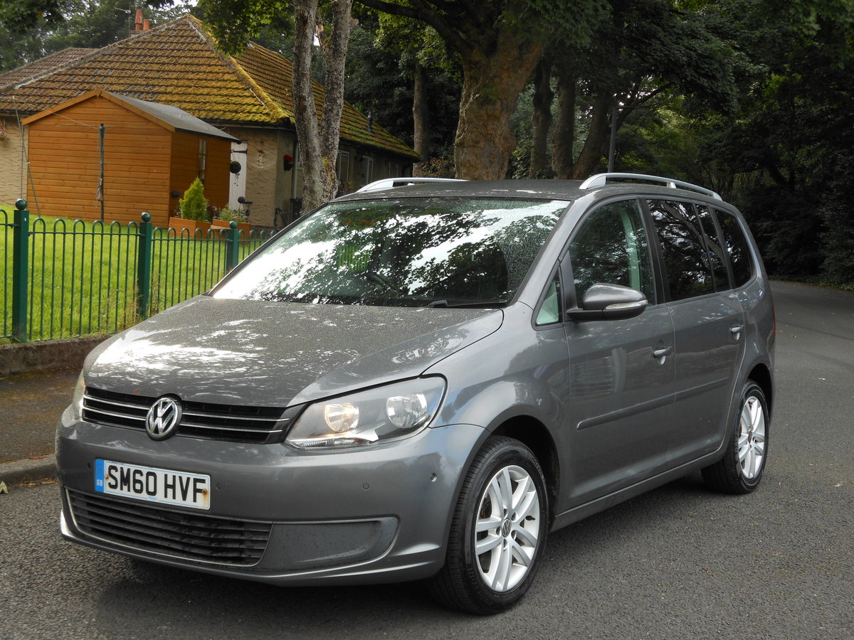 2010 VW Touran 2.0 TDI 140BHP SE NEW Shape 7 Seats SOLD (picture 4 of 6)