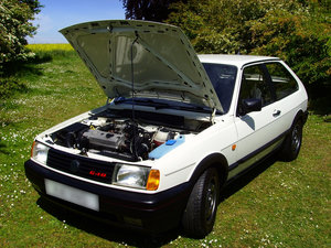 1992 Original VW Polo Coupe G40