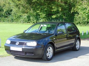 2001 Volkswagen Golf GT TDi MK4.. Very Low Miles.. FSH..  SOLD