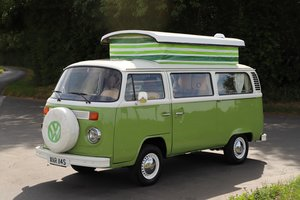 1978 VW Bay Window Camper Van – Recently Restored