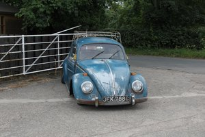 Picture of 1965 Volkswagen Beetle, Slammed, Retro Patina