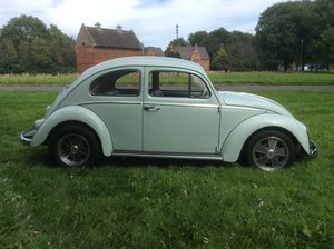 1960 OUTSTANDING RESTORED VW RHD BEETLE!!