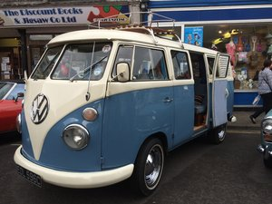 Vw camper split screen