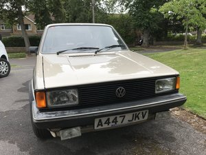 1983 VW Jetta LX family owned from new lovely condition