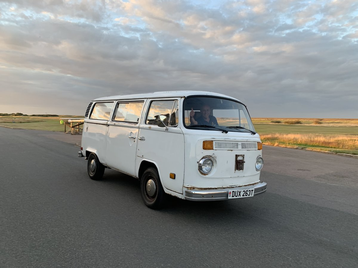1979 VW Bay WIndow Sunroof Dry Californian Bus For Sale (picture 1 of 6)