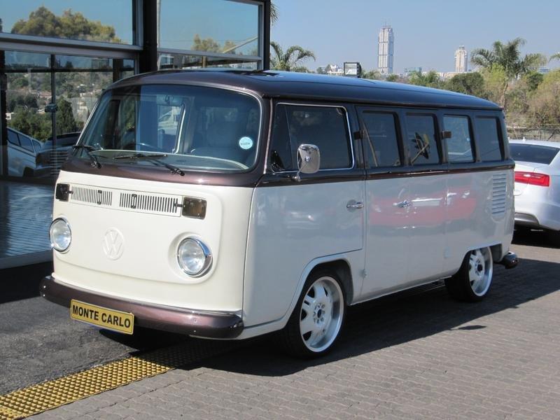 1977 Volkswagen Kombi For Sale (picture 1 of 3)