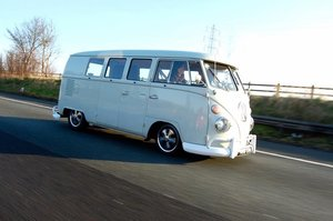 VW Splitscreen bus