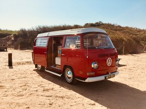 VW T2 Volkswagen Camper Early Bay Westfalia