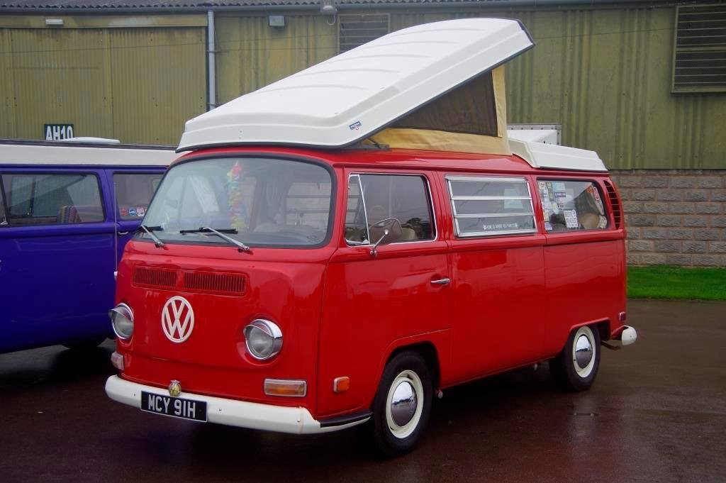 1970 VW T2 Volkswagen Camper Early Bay Westfalia SOLD (picture 3 of 6)