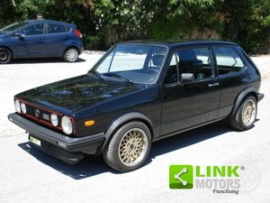 VW (Type 17) Golf GTI 1.6 3p 5 Marce (1981)