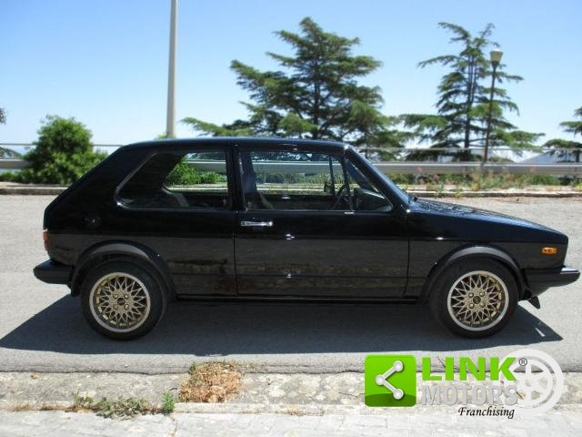 VW (Type 17) Golf GTI 1.6 3p 5 Marce (1981) For Sale (picture 5 of 6)