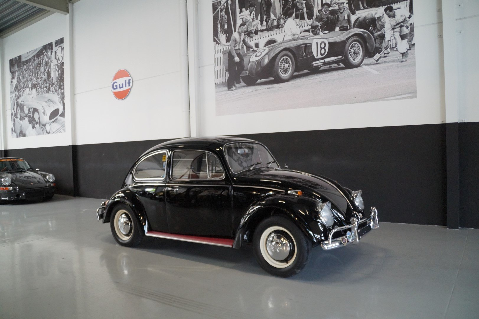 VOLKSWAGEN BEETLE matching numbers fully restored (1967) For Sale (picture 1 of 6)