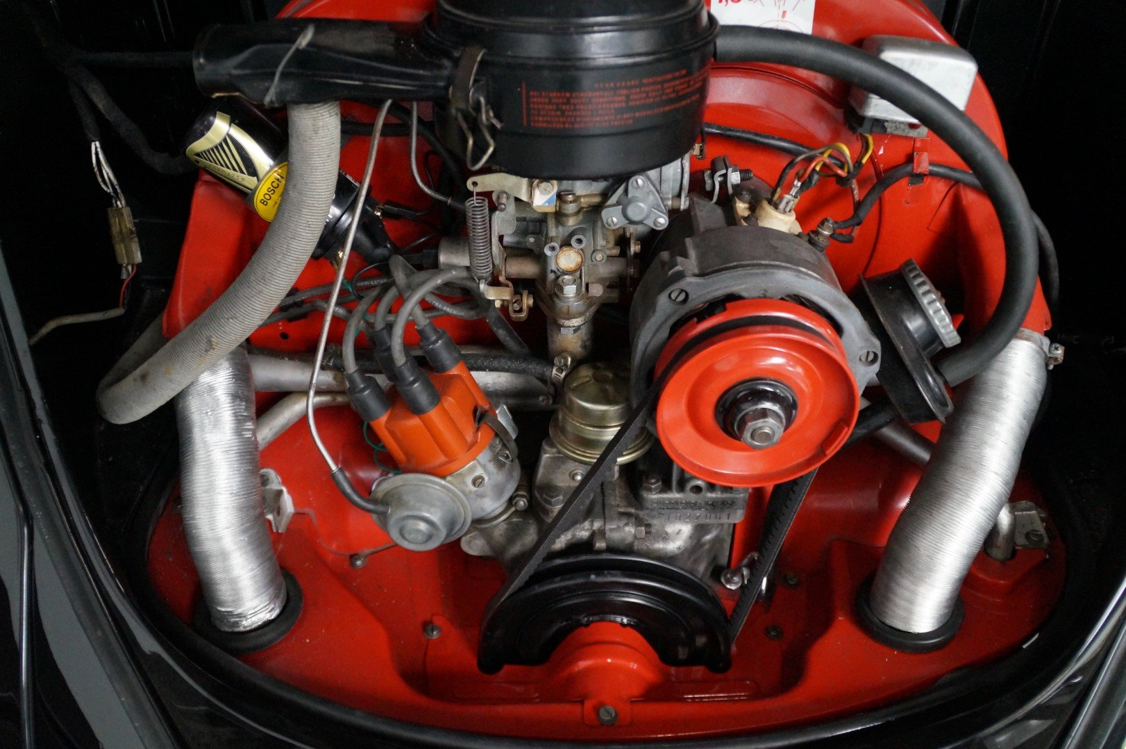 VOLKSWAGEN BEETLE matching numbers fully restored (1967) For Sale (picture 5 of 6)