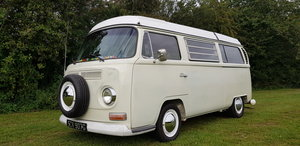 1969 VW T2 Early Bay Window Westfalia Campervan