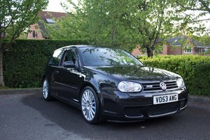 2003 VW Golf Mk4 R32. Full service history