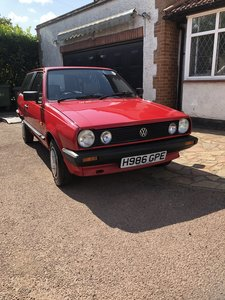 1990 Vw Polo CL Mark 2 genuine low miles