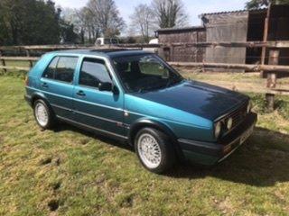 VW Golf Gti mk2