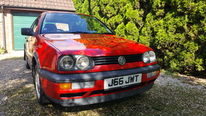 1995 Immaculate Mk3 Golf CL 1.9TDi