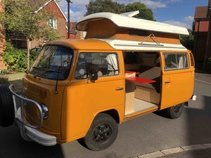 1978 2.0 VW T2 camper-stunning original condition