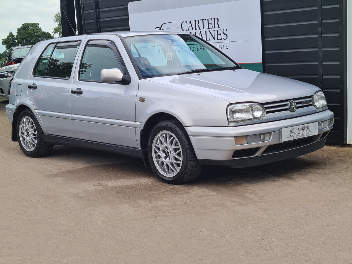 VOLKSWAGEN GOLF VR6 2.8 Auto VR6 1997 10,968 Miles For Sale (picture 8 of 24)