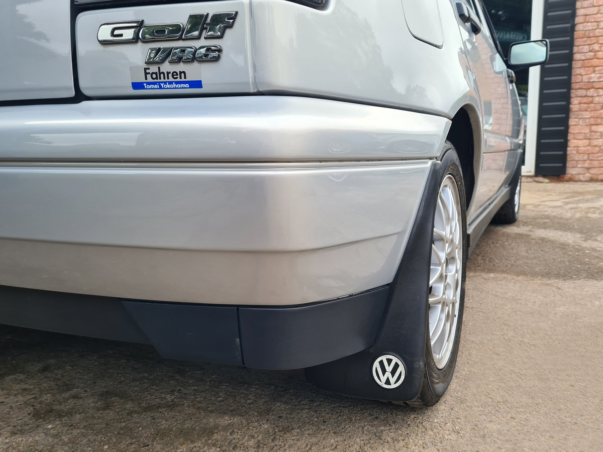 VOLKSWAGEN GOLF VR6 2.8 Auto VR6 1997 10,968 Miles For Sale (picture 11 of 24)
