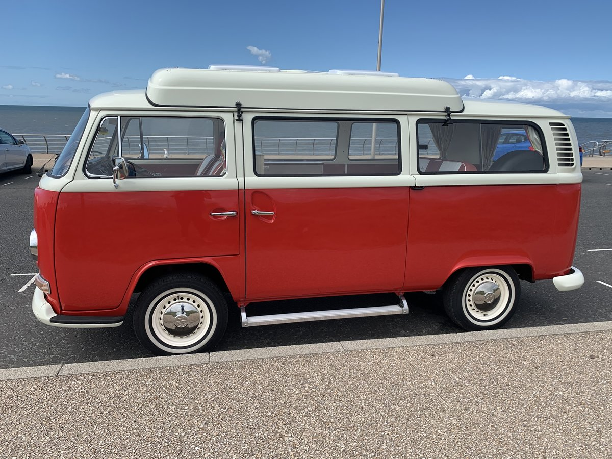 1972 Fully restored T2 dormobile  For Sale (picture 1 of 6)