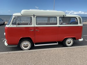 1972 Fully restored T2 dormobile