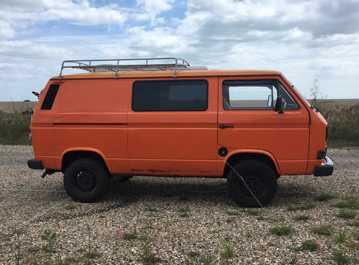 1989 Vw t25/3 campervan For Sale (picture 1 of 6)