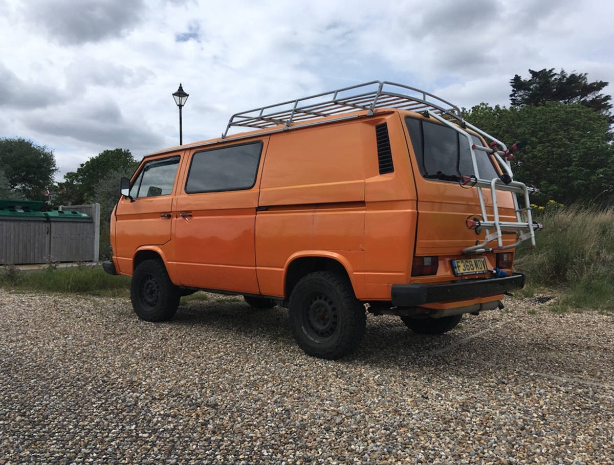 1989 Vw t25/3 campervan For Sale (picture 2 of 6)