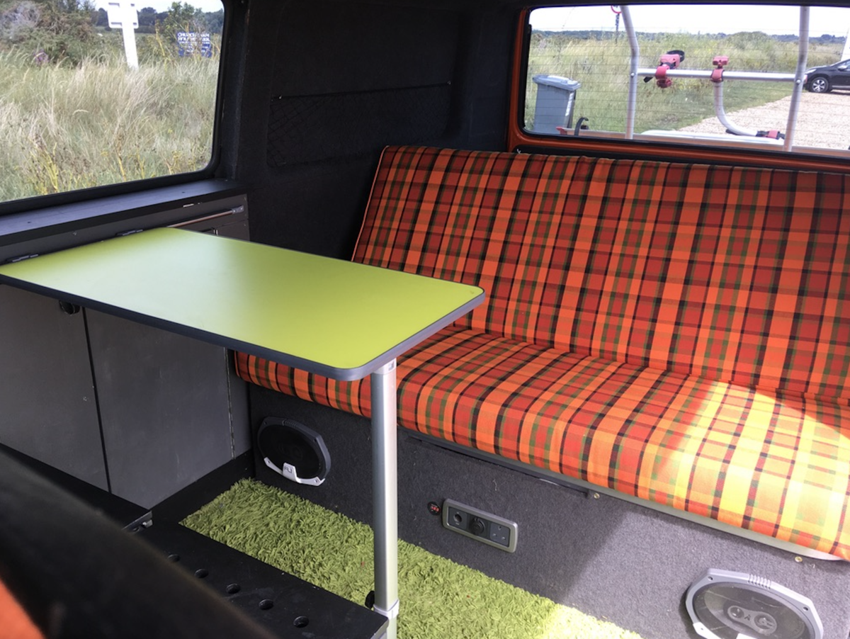 1989 Vw t25/3 campervan For Sale (picture 5 of 6)